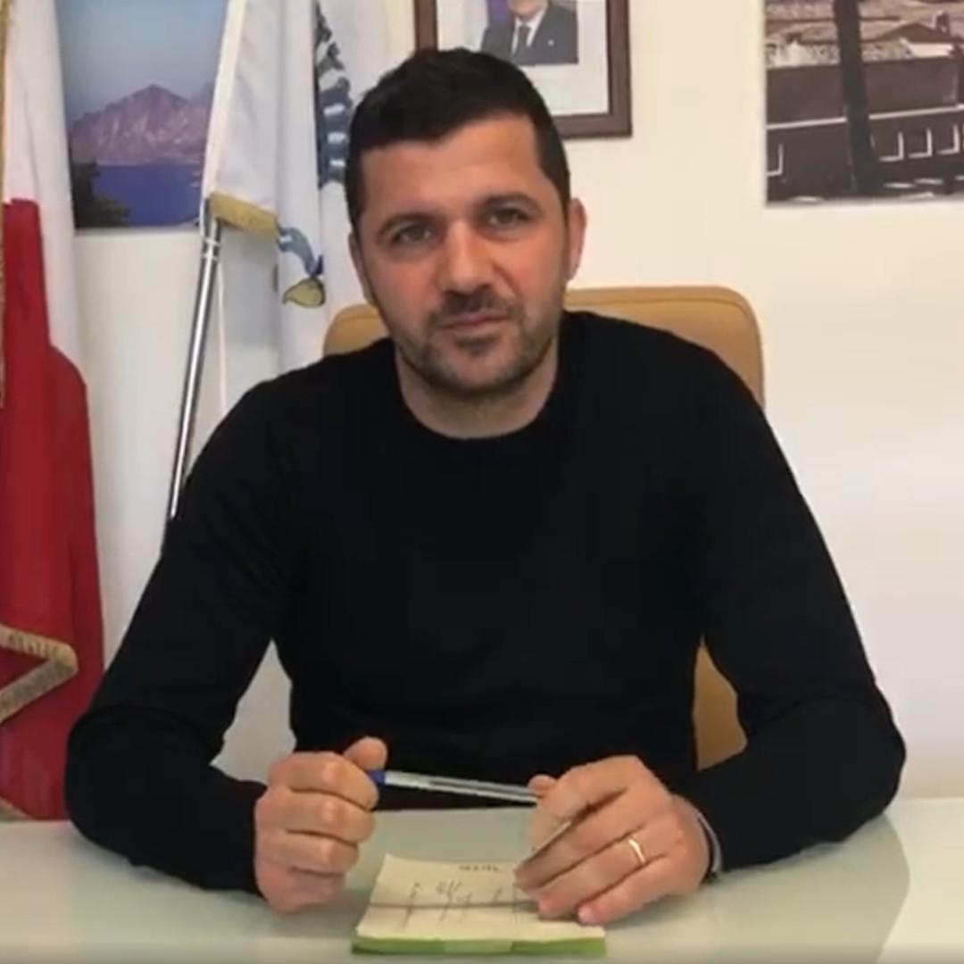 Assessore Peppe Spagnolo